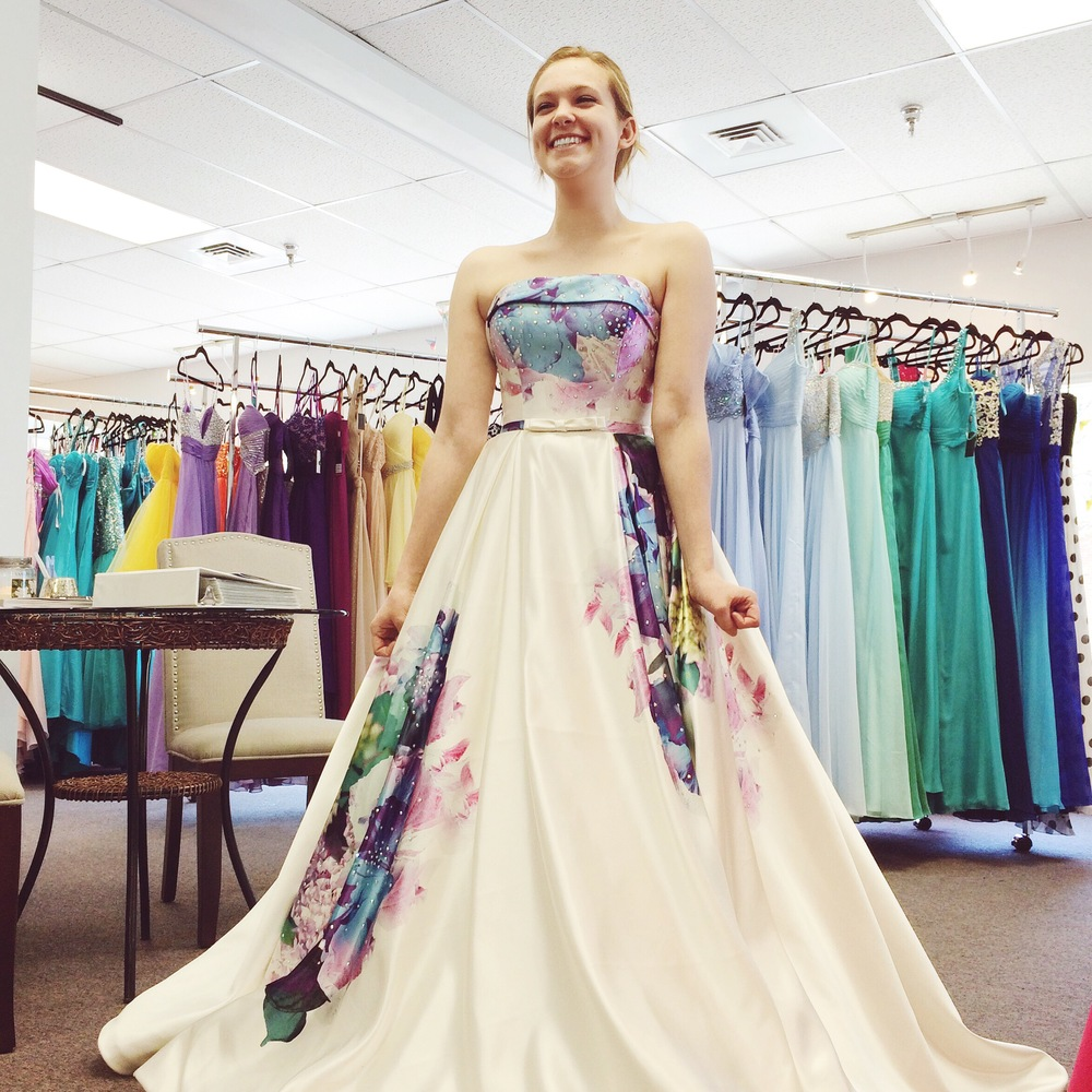 custom order prom special occasion rochester