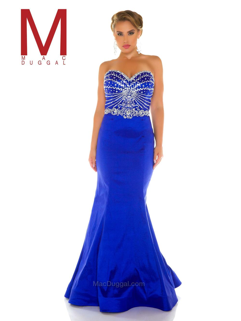 77010 - Look stunning on you special night in this gorgeous gown.   Colors Available  - Magenta and Cobalt