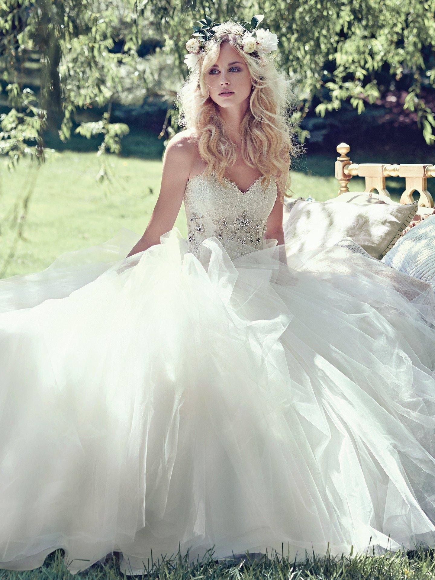 Maggie Sottero wedding dresses - Katherine Patricia - Rochester