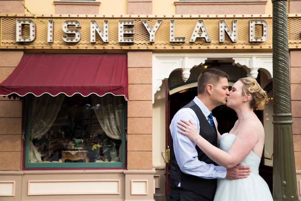 Love how this shot framed the marquee letters above the shop.