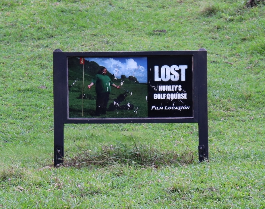 Hurley's Golf Course from Lost.