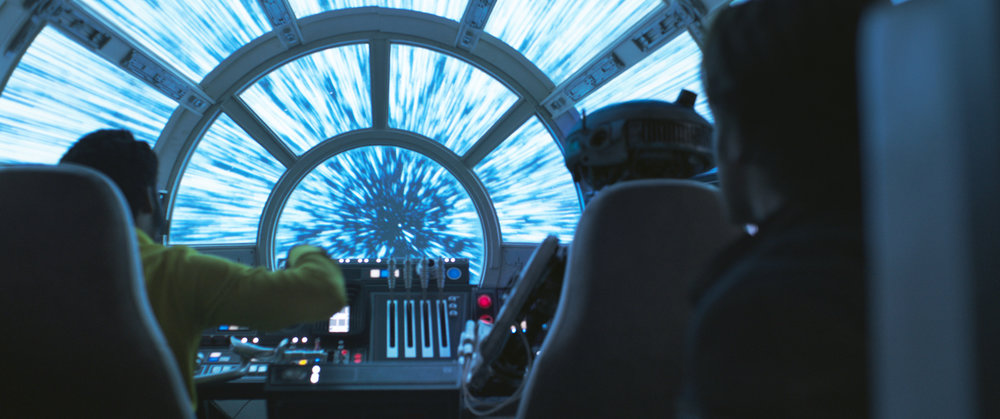 Get ready for hyperspace!