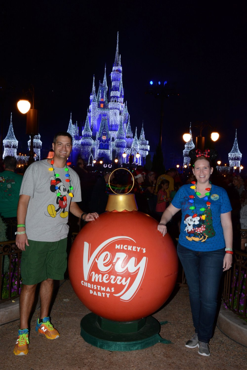 "Us having a ""ball"" at MVMCP."