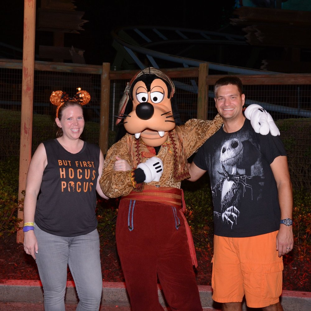 Arrr you ready to meet Pirate Goofy?