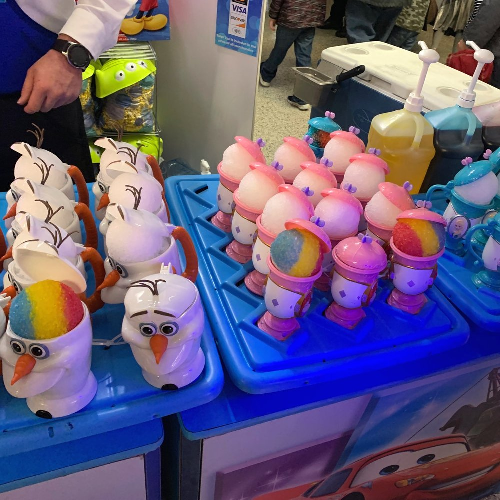 We have to admit that Olaf cup IS pretty cute though!