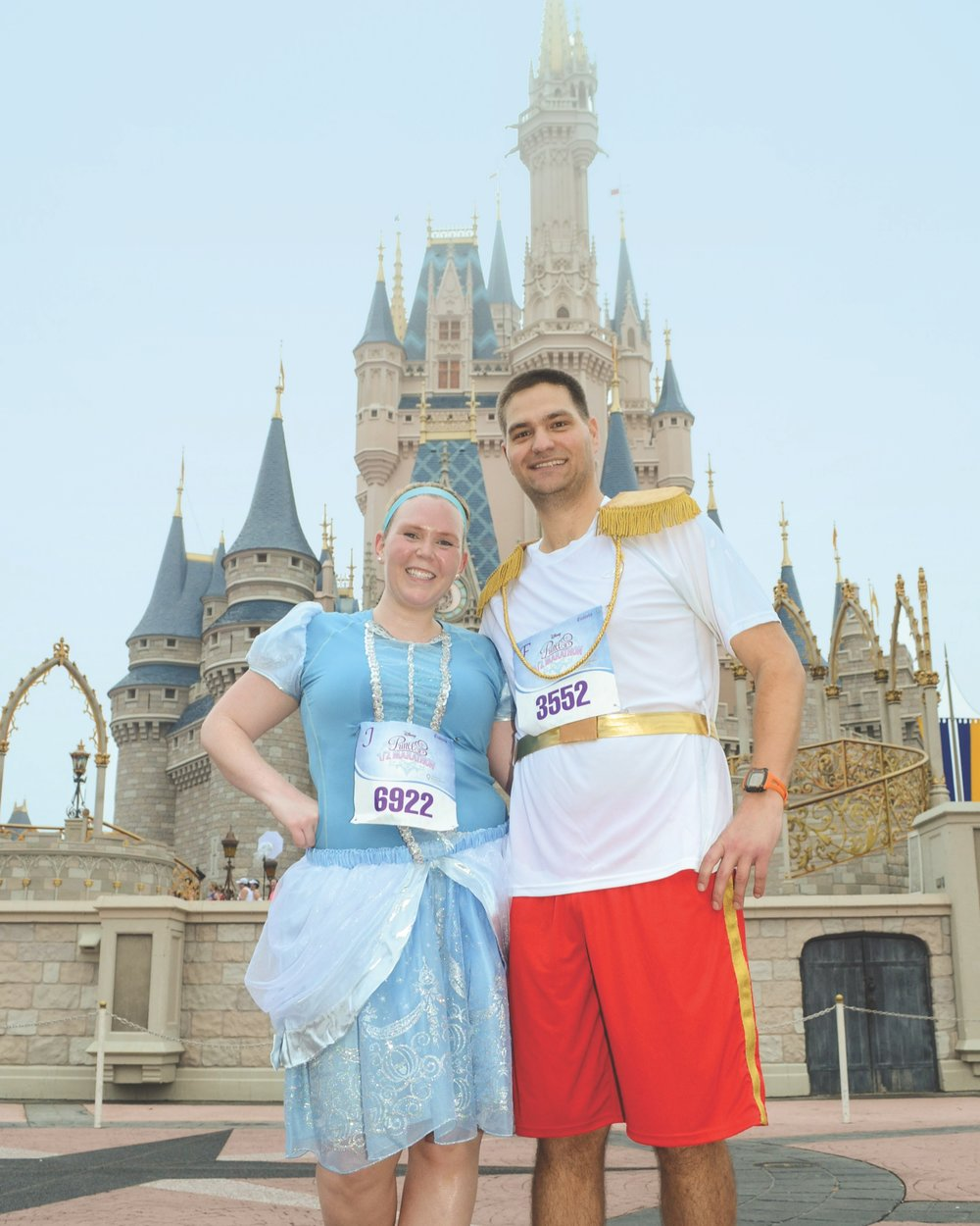 Health & fitness spending has included  Run Disney  races together!