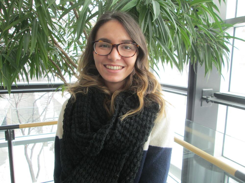 Sonia Giulione   Assistante de recherche, 2016-2017