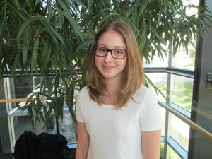 Alexandria Pistilli Volunteer, 2015-2016
