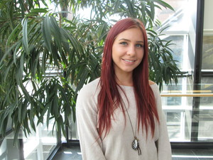 Virginia Tsekova Volunteer, 2014-15 2016- Research coordinator at Concordia University