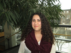 Chelsea da Estrela   Research Coordinator, 2012-14  2016- PhD student in Clinical Psychology, Concordia University