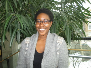 Saidah Adisa   Volunteer, 2013-2014