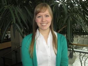 Katherine Poirier   Honours, 2013-14