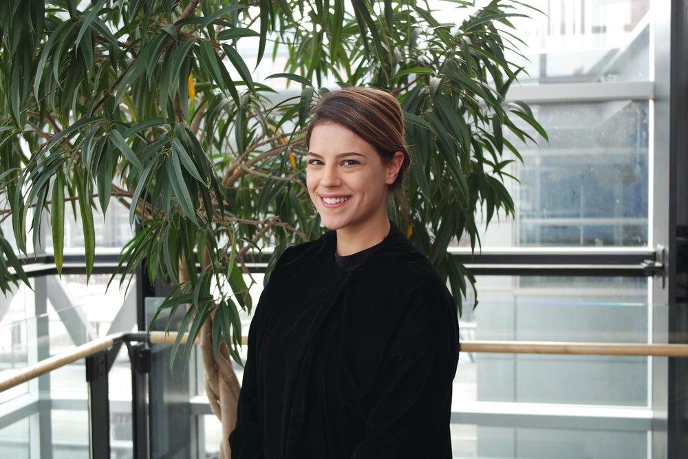 Alexandra Laoun-Rubenstein   Assistante de recherche, 2016-2018