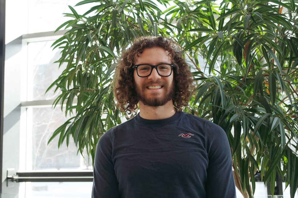 Nicholas Salama-Siroishka   Specialization project student, 2017-2019