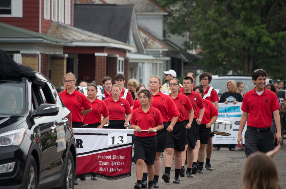 2014-08-16 Parade of The Hills - click to view gallery