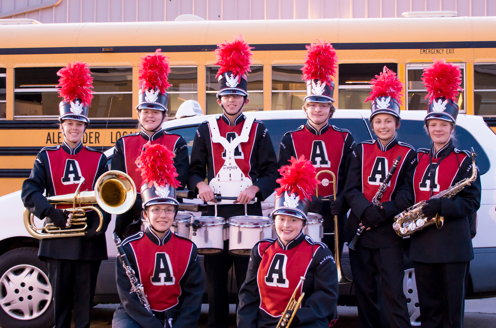 2014-10-17 Football Game - click to view the entire gallery