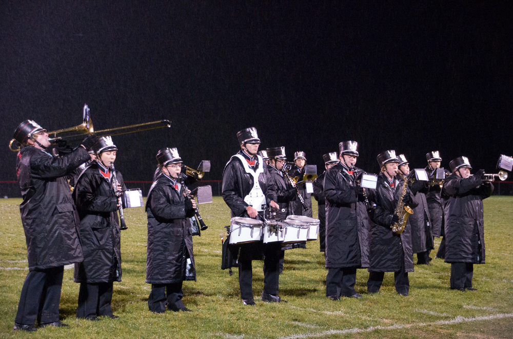 2014-10-31 Football Game - click to view the entire gallery