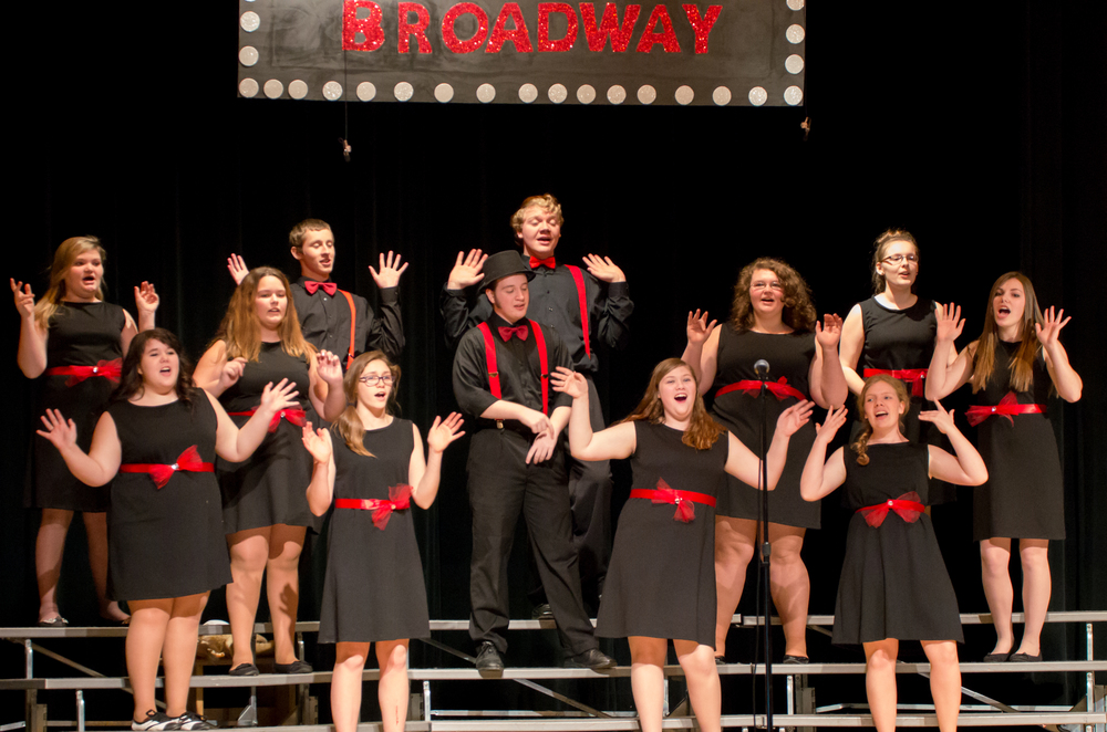 2015-03-08 A Taste of Broadway - click to view the entire gallery