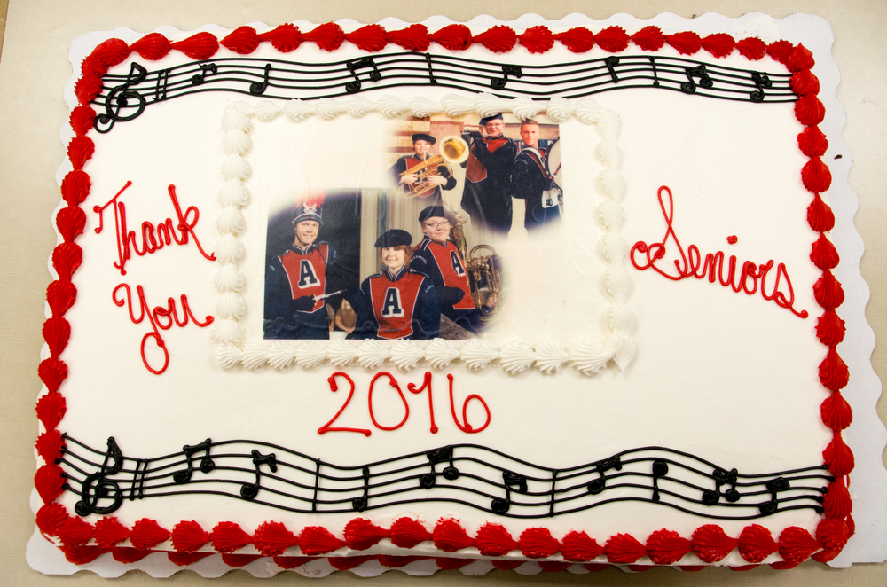 Senior Night 2015 - click to view the entire gallery