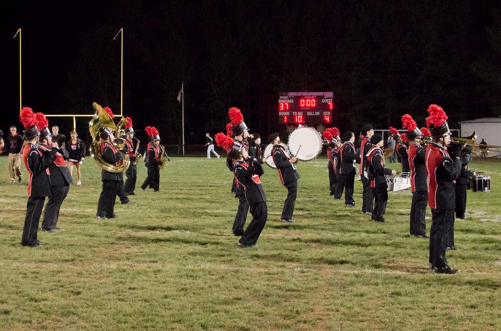 Football vs. Rock Hill - click to view the entire gallery