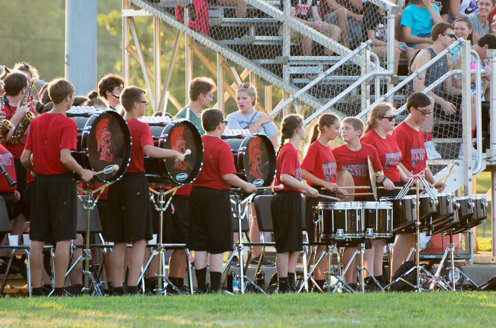 2016 Football Game vs. Federal Hocking - click to view the entire gallery.
