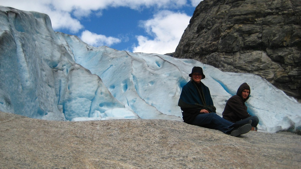 one with the Jostedals glacier.jpg