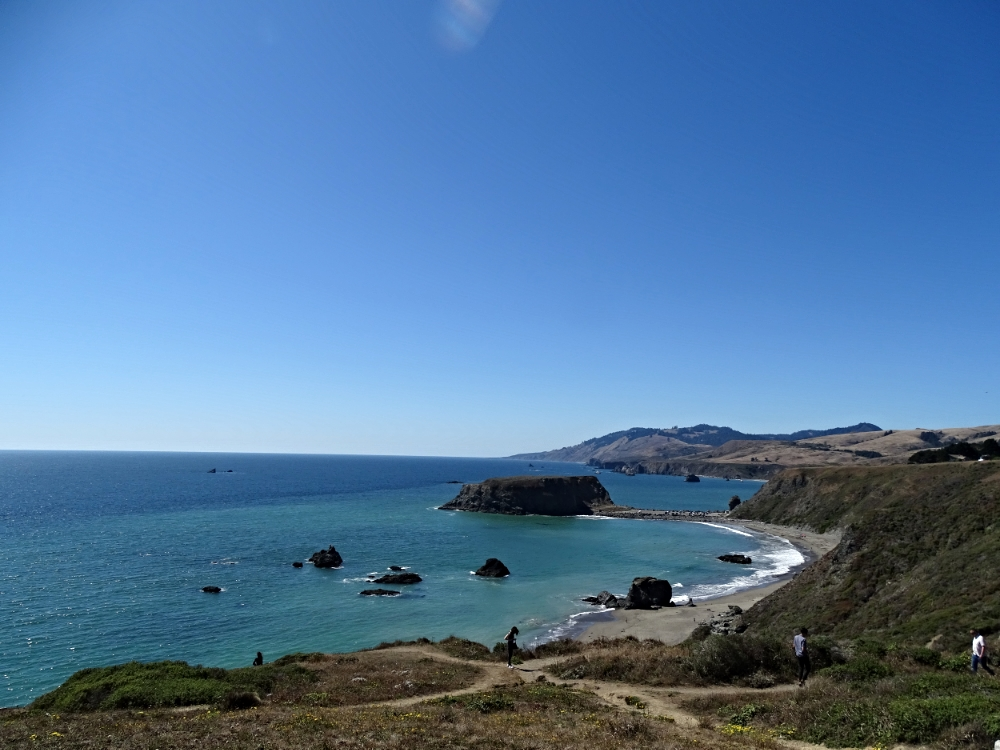 Blind Beach in Sonoma Coast State Park