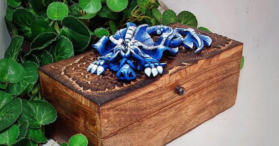 dragon-urn