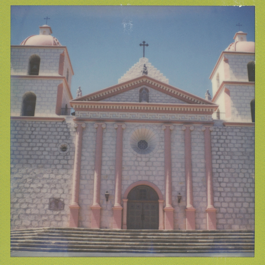 Old Mission, Santa Barbara CA