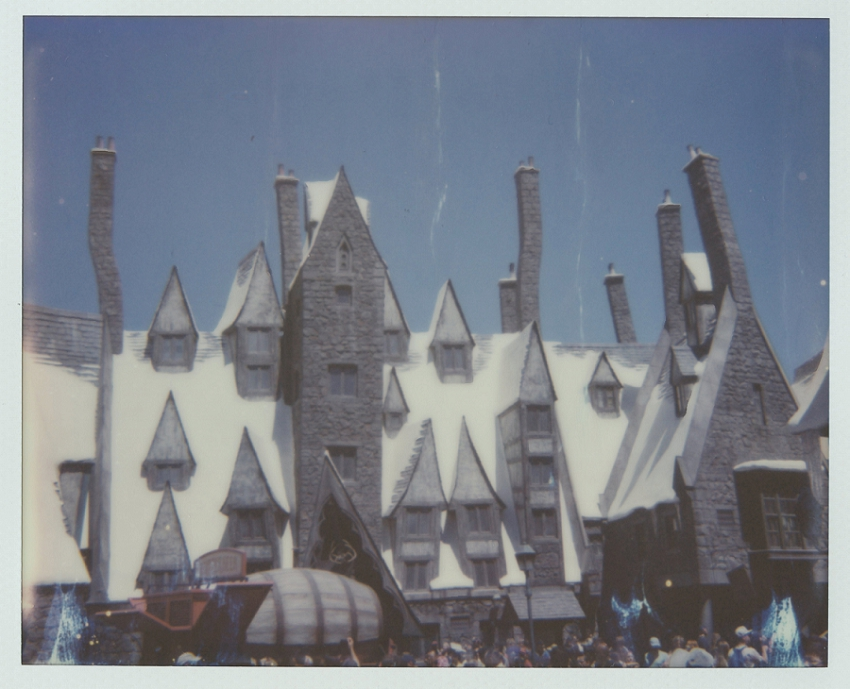 Harry Potter World, L.A. CA (spectra camera)