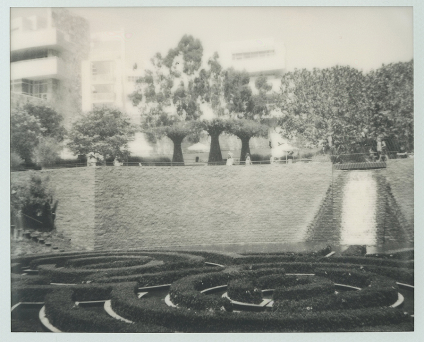 The Getty Museum, L.A. CA (Spectra Camera)