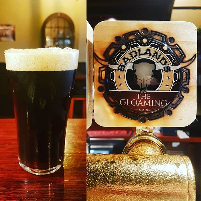 Rich, earthy, long lasting flavour, and available on tap at Pot Belly (only place in the ACT)... All describe this beauty. Badlands Brewery's The Gloaming 2017 vintage. 7% Baltic Porter with hazelnuts and TRUFFLES sourced locally to the brewery in Orange NSW. #potbellybar #badlandsbrewery #belconnen #craftnotcrap #canberra #orangensw #agresticgrocer #thegloaming #balticporter