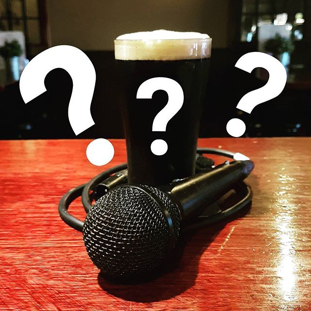 Just a gentle reminder that POT BELLY TRIVIA is on tonight from 7pm til 9pm. Prizes and more importantly, bragging rights are up for grabs! #trivia #trivianight #potbellybar #uselessfacts #craftnotcrap #belconnen #brewpub #craftbeer #handsomequizmaster