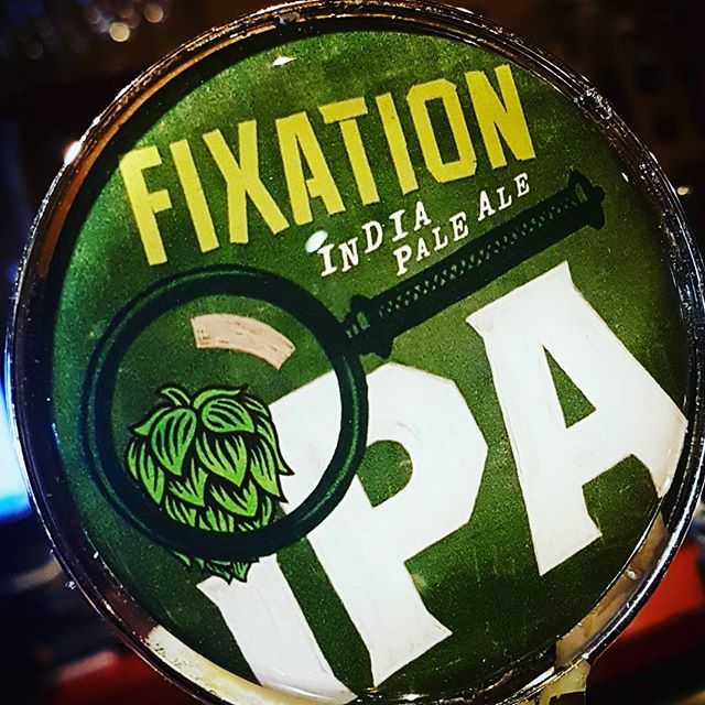Look what I just tapped! Fixation IPA is now pouring here at The Pot... And oh boy is it juicy! #fixationbrewing #potbellybar #belconnen #canberracraft #craftnotcrap #craftbeer #forthepeople #ipa #brewpub