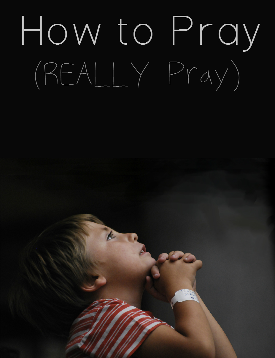 Whether you have never said a prayer in your life or you're looking to improve your relationship with God - you can always pray more. How to pray and what to pray about.