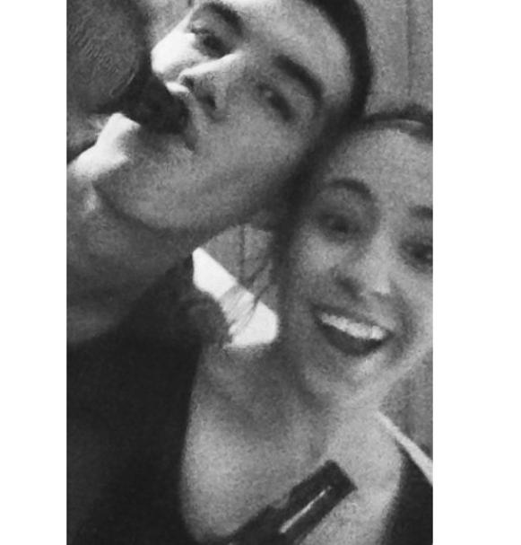 boyfriend and me