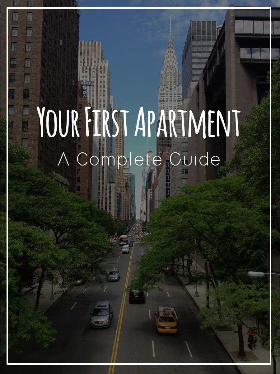 your first apartment nora conrad