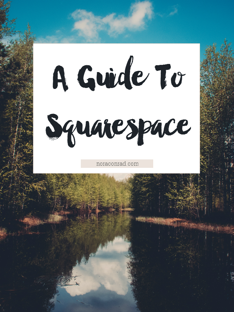 Considering switching to Squarespace? Or want to learn more about Squarespace SEO &Squarespace Design? This is a full guide that takes you through all the Squarespace basics. She also has a Wordpress version of this post! PLUS get a free printable - Squarespace Menu Guide