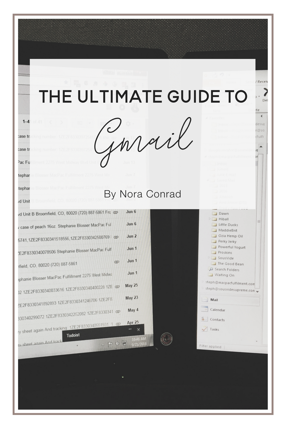 If you're sick of an overflowing inbox, it's time to switch to Gmail and get your emails under control. In this complete guide, I'll show you how to use Gmail for all your accounts and get to inbox zero every single day. It's easier than you'd think.