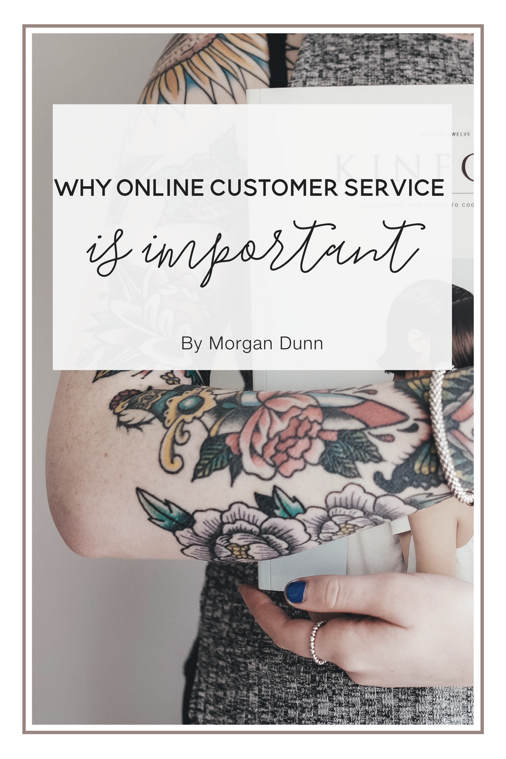 Why Online Customer Service is important