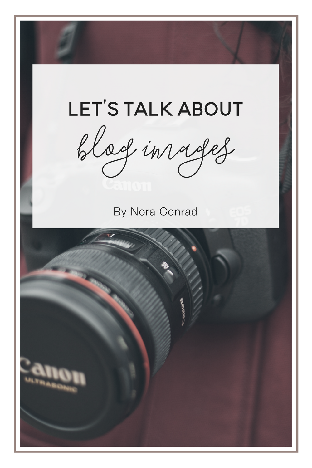 Images are so important for bloggers and business owners. They draw visitors into your site and keep your content visually engaging. This post is a guide to finding beautiful images, editing and optimizing them for your site.