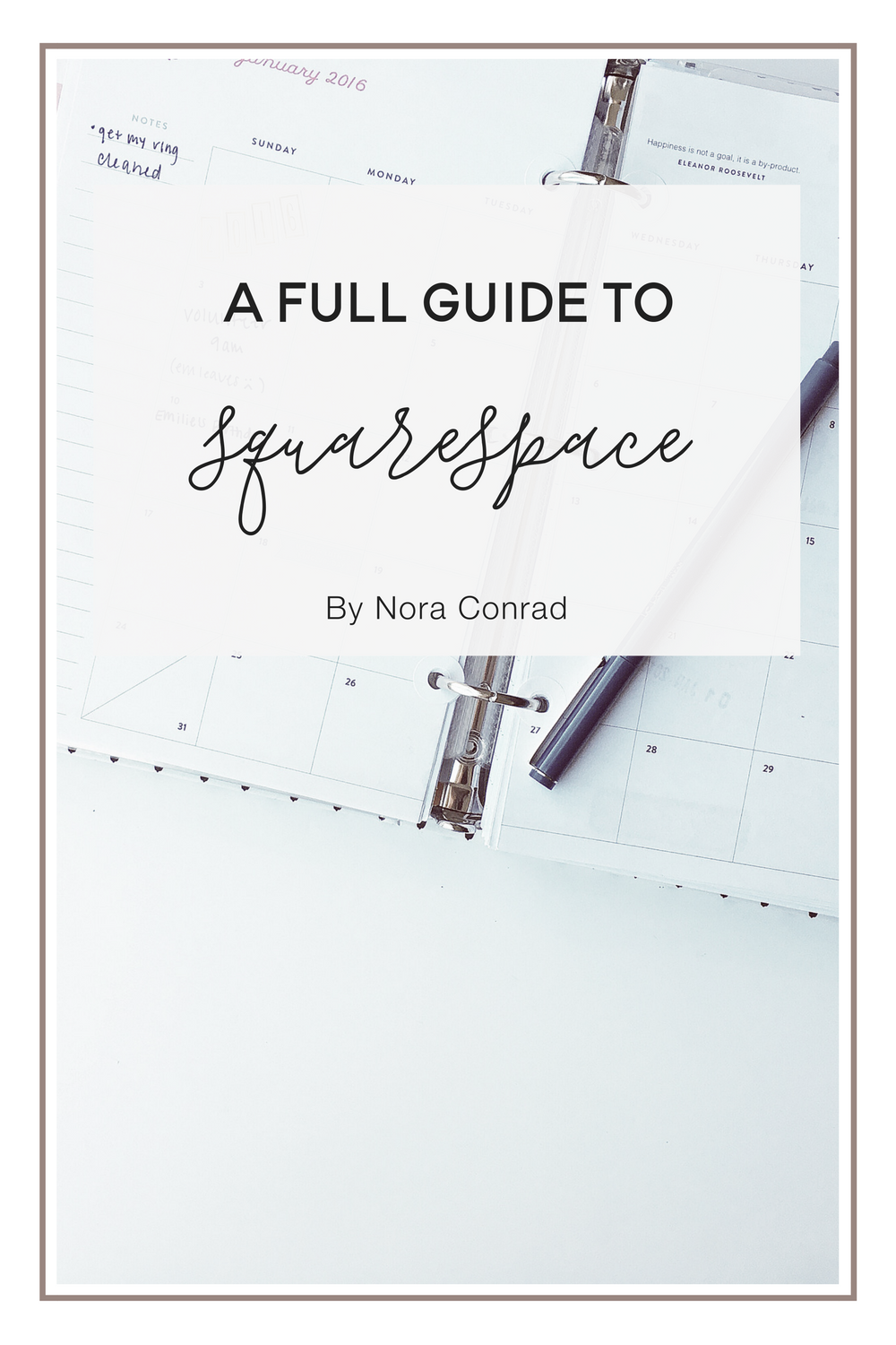 Considering switching to Squarespace? Or want to learn more about Squarespace SEO & Squarespace Design? This is a full guide that takes you through all the Squarespace basics. She also has a Wordpress version of this post! PLUS get a free printable - Squarespace Menu Guide