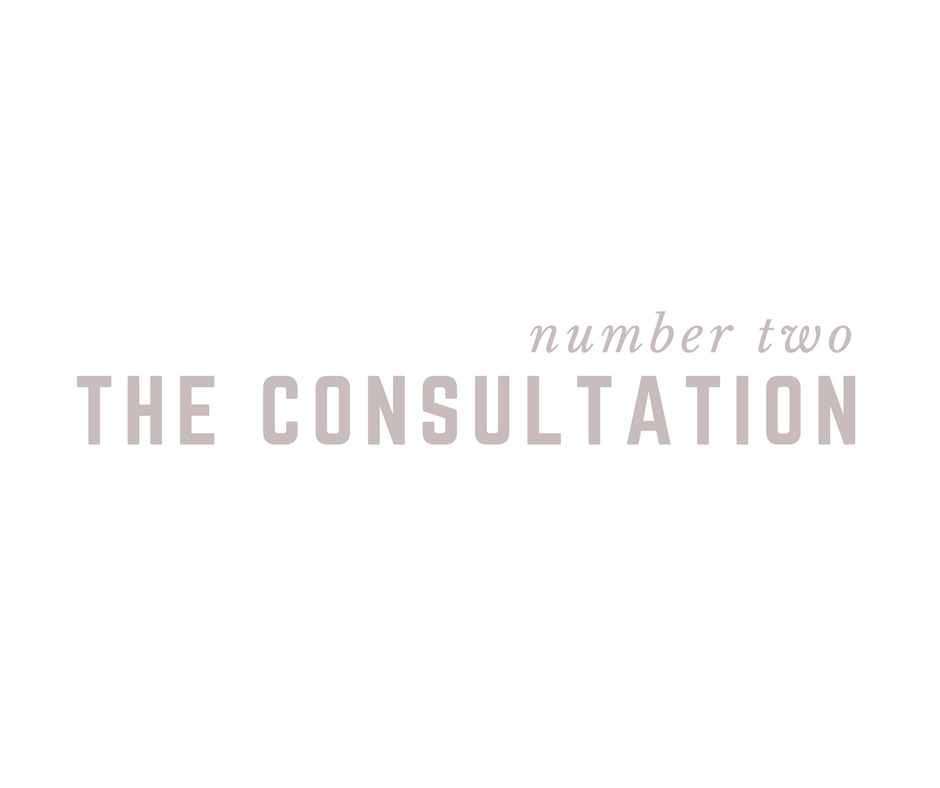 Virtual Assistant Services by Nora Conrad - Step 2 (the consultation)