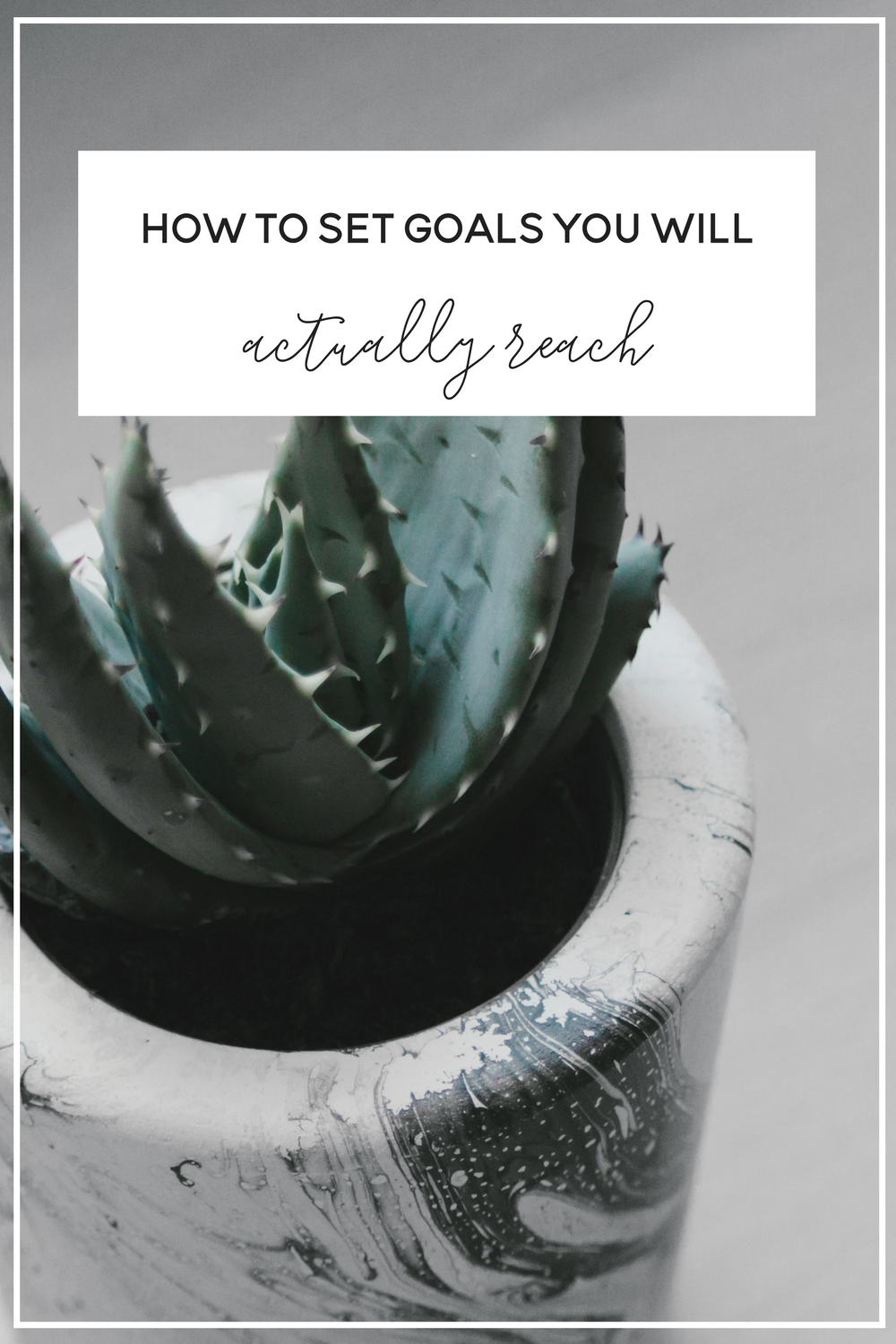 How to set Goals you will Actually Reach - How many times do you set new year resolutions that fall short by February? How many times have you read blog posts about hitting your goals? Ouch. I know. Listen, I was a cereal goal-setter-then-goal-forgetter-or-giver-upper before last year. I had only set a couple goals because they were super short-term and easy to hit. Never had I actually reached all my new year's resolutions UNTIL LAST YEAR. So what changed? That's what we're going to talk about today.