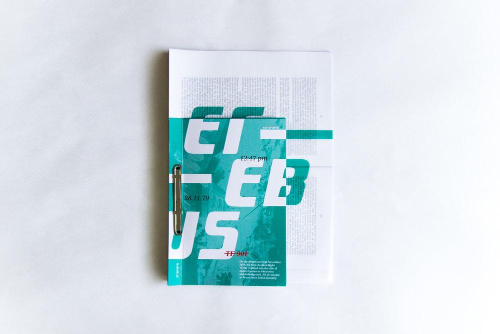 Erebus Book