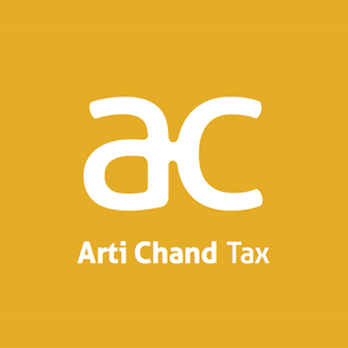 Arti Chand Tax Branding