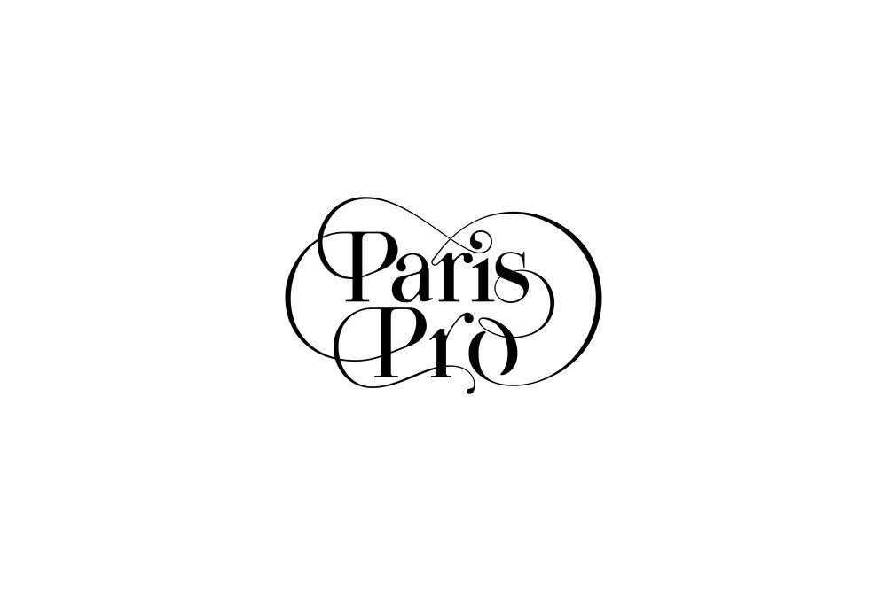 Paris-Pro-custom-logotype-moshik-nadav-typography