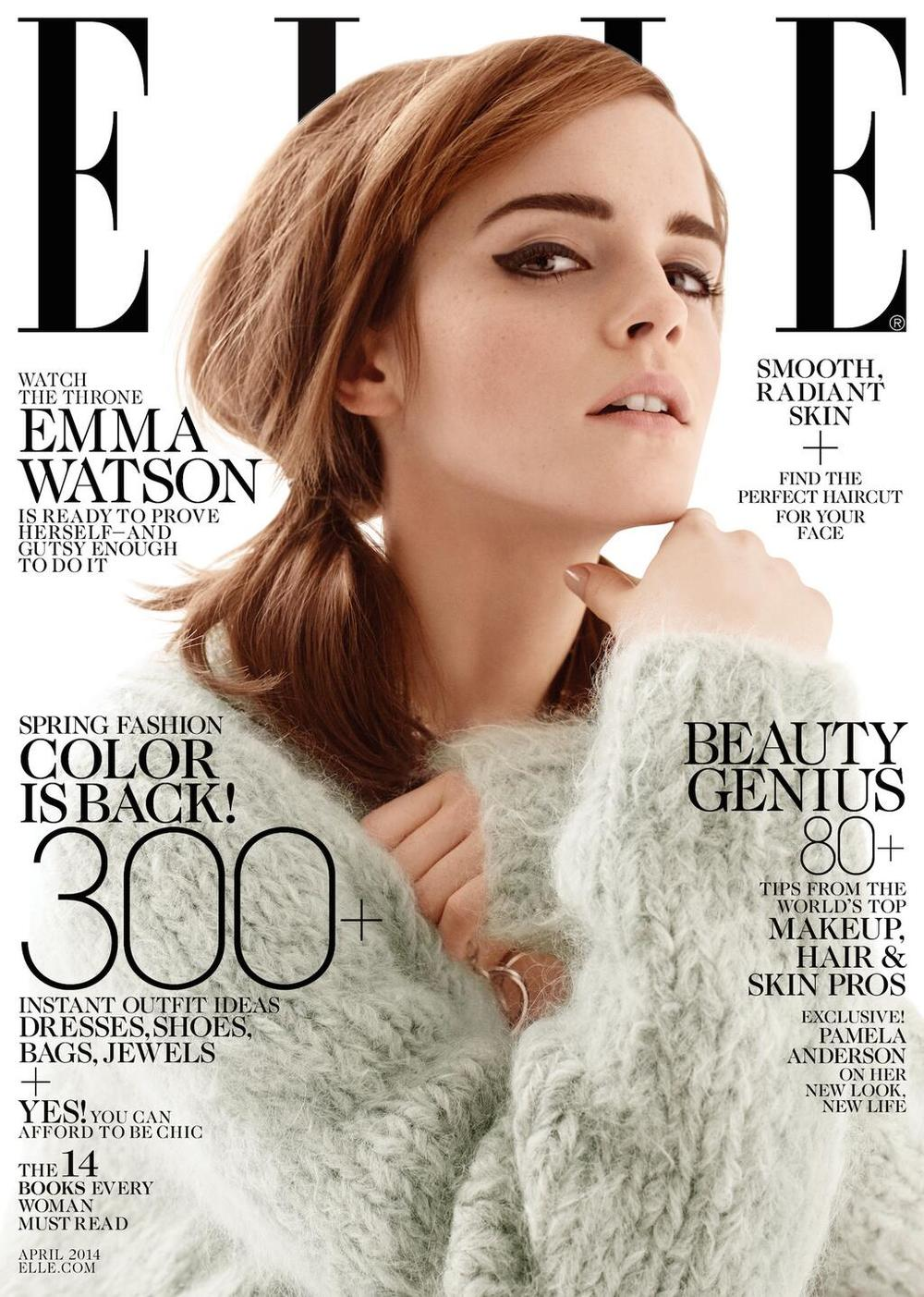 Elle is the world's largest fashion magazine, with 43 international editions in over 60 countries.