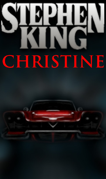 Stephen King font