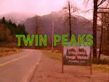 Twin peaks font